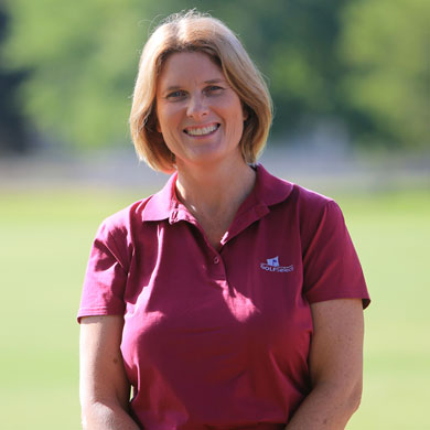 Megan Rothwell-Jones, Corporate Golf, GOLFSelect
